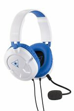 Turtle Beach - auriculares Gaming Recon 60p blanco