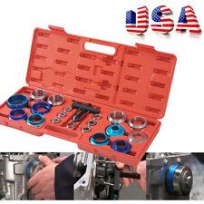 Camshaft Bearing Remover Installer Tool Kit Set Crank Seal Removal CE【USA SHIP】