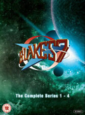 Blakes 7 Series 1 to 4 Complete Collection DVD