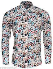 Camisas casuales de hombre multicolores color principal multicolor