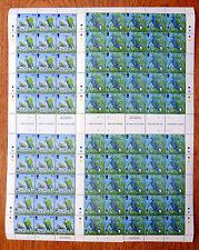 SOLOMON ISLANDS Wholesale 1993 WWF Birds 65c & 70c SG783/4 Sheets of 50 FP2529