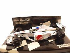 Minichamps F1 B-A-R Honda 005 J.Villeneuve  1/43 neuf boxed/en boite
