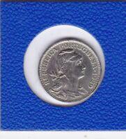 50 centavos Portugal 1929 Freiheit bessere Erhaltung