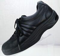 Chung Shi Stafild Toning Shoes - Black Fitness Walking Sneakers Women's Sz 11.5