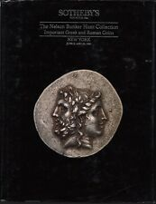 Sotheby's 6/90 sale - Nelson Bunker Hunt Collection - Roman Greek coins Part Ii