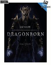 The Elder Scrolls V 5 Skyrim - Dragonborn Addon Steam Download Key [DE] [EU] PC