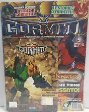 DVD GORMITI + MAGAZINE