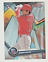 2018 Bowman's Best NEOPHYTE SENSATIONS REFRACTOR #NS-SO SHOHEI OHTANI RC Rookie