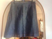 Principles Denim Skirt Size  14 petite