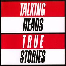 TALKING HEADS - True Stories (RARE Made In Japan CD, 1986 Sire CDP 746345 2)