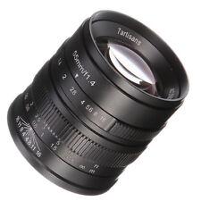 7artisans 55mm F/1.4 Manual Focus APS-C Lens For Sony E-mount A6500 A6300 NEX-7