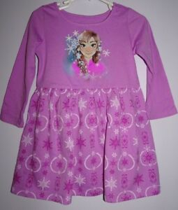 NEW GYMBOREE 6-12 18-24 2T 4T FROZEN ANNA DRESS PURPLE FAIRYTALE FOREST SPARKLE