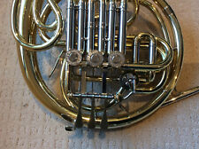 FRENCH HORN 4 Key Full Double Bb/F Demo.... direct from Melbourne based supplier