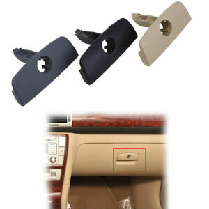 Beige Glove Box Lid Cover Handle With 18mm Lock Hole Fits 1997-2005 VW Passat B5