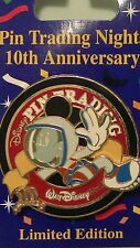 Disney WDW Trading Night Mickey Tomorrowland Area Space Suit 3-D Pin LE 500 RARE