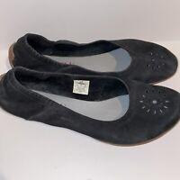 Merrell Black Zest for Life Barefoot Ballet Flats Vibram Shoes Womens Size 11