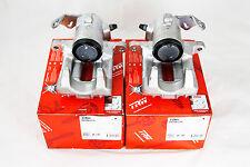2 x TRW Brake Caliper For Rear Axle Left & Right bhn275 +BHN276 (NO DEPOSIT)