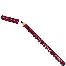 Bourjois crayon à lèvres 09 Plum it Up! (prune) Contour Edition satiné  lipliner