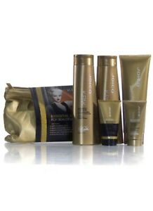 Joico K-Pak Gift Pack Shampoo, Conditioner, Hydrator, Reconstructor & Revitaluxe