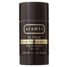 Aramis 24-Hour High Performance 75ml Deodorant Stick - NEW & SEALED - FREE P&P