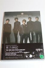 3rd Asia Tour Concert Mirotic by TVXQ DVD 3-Disc Set & Photobook New Sealed