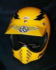 VINTAGE MOTOCROSS FOX JT RACING MX DIRTBIKE SUPERCROSS MOTORCYCLE BELL MOTO 3