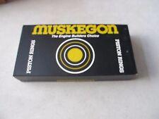 Muskegon Piston Ring set fit Hercules D298ERT D3000 Diesel (PS5740030)
