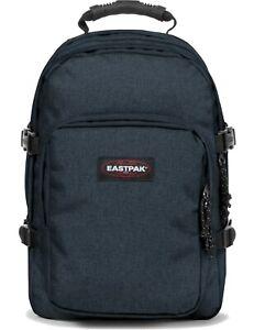 Eastpak Schulrucksack »Provider« Rucksack 33 L Laptopfach Triple Denim / Blau