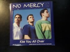 CD SINGLE - NO MERCY - KISS YOU ALL OVER