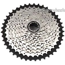Shimano Deore 10 speed Cassette 11-42T Wide Range Ratio 11/42T 10s MTB Bike