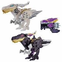 BANDAI Kishiryu Sentai Ryusoulger 08&09 DX Shine Raptor & Shadow Raptor Set W/T