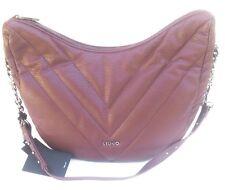 Sconto Borsa sacca LIU-JO Shopping Luna Bag Imperia Eco Pelle Colore Bark Brown