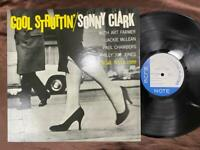 SONNY CLARK COOL STRUTTIN' BLUE NOTE GXF 3004 STEREO JAPAN VINYL LP