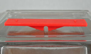 VTG Red Diving Board 1975 Ideal Toy Mouse Trap Game Replacement Part Piece