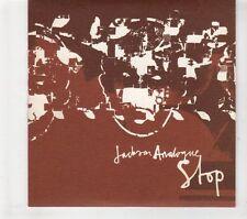 (GT197) Jackson Analogue, Stop - 2005 CD