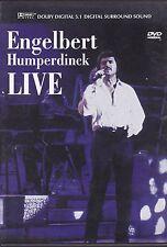 Engelbert Humperdinck-Live Music DvD