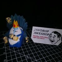 AUTHENTIC ADVENTURE TIME ICE KING & GUNTER PENGUINS THRONE GIFT LOOT CRATE RARE