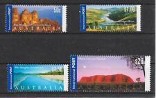 s035 AUSTRALIEN/ Landschaften MiNr 2061/64 **