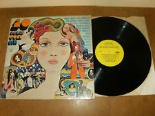 20 SOLID GOLD HITS : VARIOUS ARTISTS - USA LP 1969 - CRYSTAL CORP. S 1200