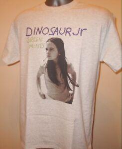 Dinosaur Jr. Smoking Girl T Shirt Green Mind Rock Music Sebadoh Lemonheads A168