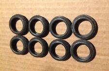4 Schuco Reifen für Blechspielzeug Auto Studio 1050  //noch NEU