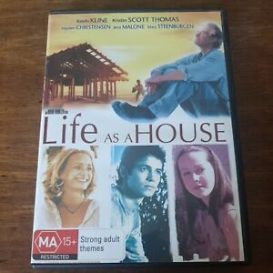Life as a House DVD R4 Like New! FREE POST