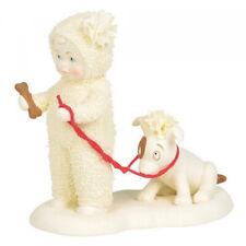Department 56 Snowbabies Give A Dog A Bone 11.5 cm