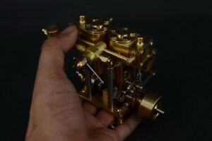 Two-cylinder steam engine Live Steam M29