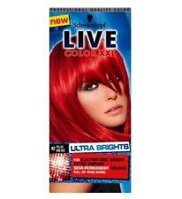 Schwarzkopf Xxl Extrem Brights 92 Pillar Box Roten Haarfärbemitteln