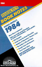 NEW George Orwell's 1984 (Barron's Book Notes) by Kit Reed