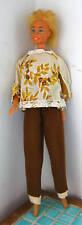 Vintage 1978 79 Sun Loving Malibu Barbie doll tan lines clothes