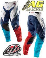 "Troy Lee Designs 2012 GP Air Stinger Azul Pantalón Motocross Enduro 34"""