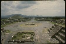 033067 Teotihuacan Complex Pyramids Of The Moon And Sun A4 Photo Print