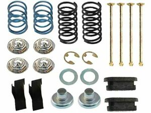 For 1967-1975 Chevrolet C20 Suburban Brake Shoes Hold Down Kit Raybestos 55667YM